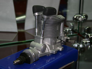 OS FS-95V Glow Four Stroke Engine