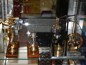 UMS Stirling  Engines