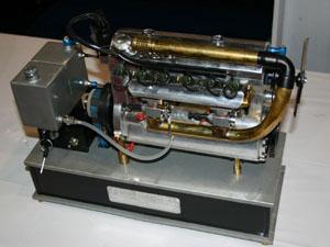 UMS Inline 6  Cylinder Enigne